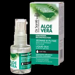 ALOE VERA liquid silk for split ends 30ml - Dr. Santé
