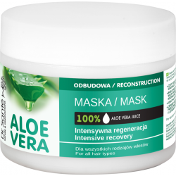 ALOE VERA mask strengthening 300ml - Dr. Santé
