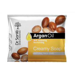bar soap with argan oil 100g - Dr. Santé