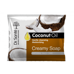bar soap with coconut oil 100g - Dr. Santé