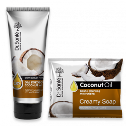 duopack Dr. Sante - argan oil - hand cream + soap