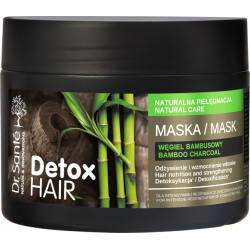 DETOX HAIR regenerating mask 300ml - Dr. Santé