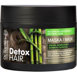 DETOX HAIR regenerating mask 300ml - Dr. Santé
