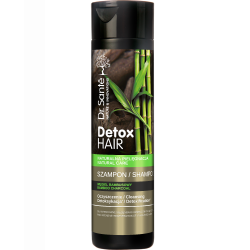 DETOX HAIR regenerating shampoo 250ml - Dr. Santé