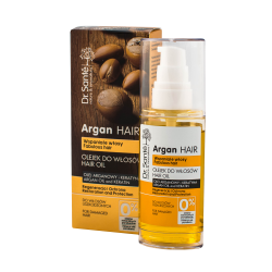 ARGAN HAIR hair oil with argan oil and keratin 50ml - Dr. Santé