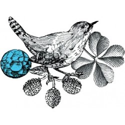 PAPERSELF TATTOO ME - SPARROW TRINKET