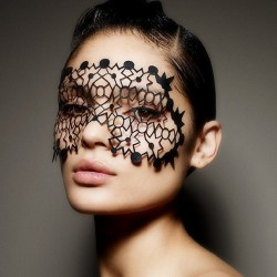 Hipstar Black- Face Lace