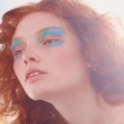 Sunbeam Festival Rainbow- Face Lace