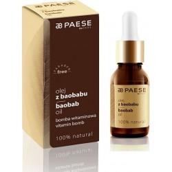 BAOBAB OIL - VITAMIN BOMB- Paese Cosmetics