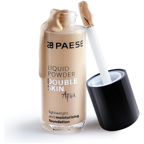 Foundation LIQUID POWDER DOUBLE SKIN AQUA 10A- Paese Cosmetics