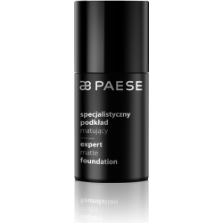 "Expert Matte Foundation No.502 ""Natural""- Paese"
