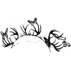 Eyelashes Deer&Butterfly- Paperself