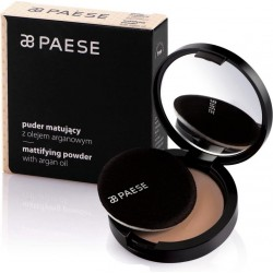 Mattifying Powder with Argan Oil No.01- Paese