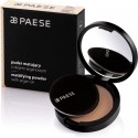 Mattifying Powder With Argan Oil- PAESE