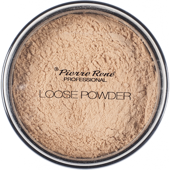 "Loose Powder No.01 ""Pearl Beige""- Pierre Rene Professional"