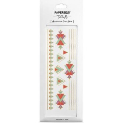 Deco Deco- Paperself Tattoo Me