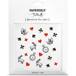 PAPERSELF TATTOO ME - WONDERLAND