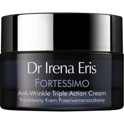 ANTI-WRINKLE TRIPLE ACTION NIGHT CREAM- DR IRENA ERIS
