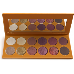 Eyeshadow palette WARM MEMORIES - PAESE