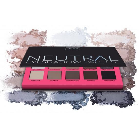 Neutral Eyeshadow Palette - WIBO