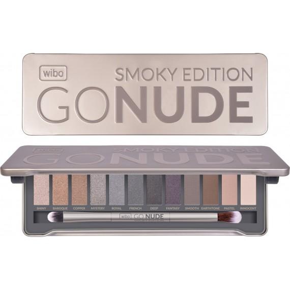 Go Nude Smoky Edition - WIBO
