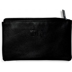 ECO-LEATHER VANITY CASE - IBRA