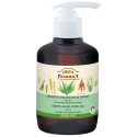 Gentle facial wash gel for dry and sensitive skin Aloe - GREEN PHARMACY