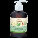 Gentle facial wash gel for dry and sensitive skin Aloe 270ml - GREEN PHARMACY