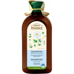 Shampoo for weak and damaged hair Chamomile - GREEN PHARMACY