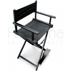 Professional Make-Up Chair Black