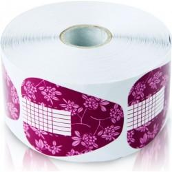 Nail Form - 500 pcs. - Pink