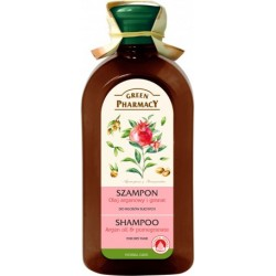 Shampoo for dry hair Argan oil and Pomegranate - GREEN PHARMACY