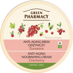 Anti-aging nourishing cream Cranberry - GREEN PHARMACY