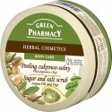 Salt and Sugar Scrub Argan Oil and Figs - GREEN PHARMACY