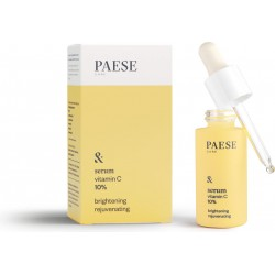 SERUM WITH VITAMIN C 10% - PAESE