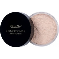HD MICROFINISH LOOSE POWDER -Pierre René Professional
