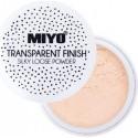 Loose Powder Transparent Finish - MIYO