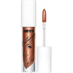 OUTSTANDING LIPGLOSS METALLIC EYE AND LIP TOPPER - MIYO
