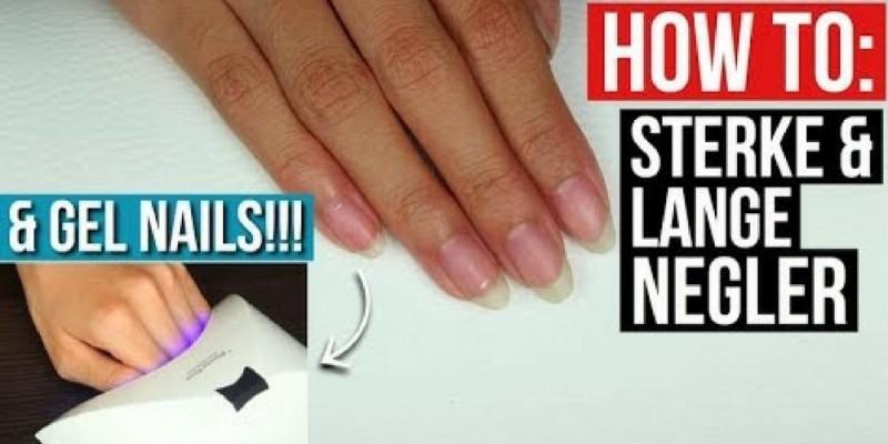 NEGLEGUIDE #1 // hvordan gjøre gel nails hjemme, min negle care